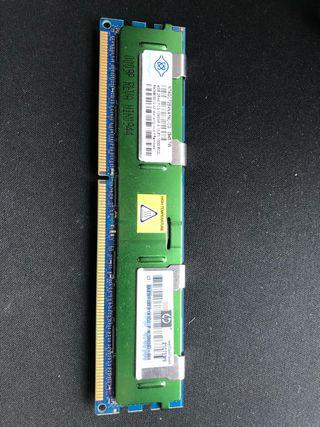 Memoria ram 4gb 500203-061