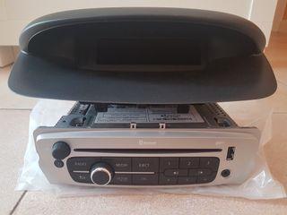 Reproductor multimedia Renault Megane 3 del 2014