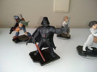 Figuras Disney Infinity 3.0 Star Wars