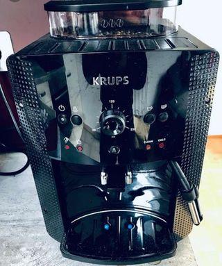 Cafetera superautomatica Krups