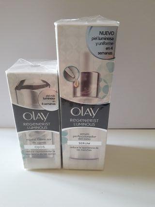 Crema facial Olay