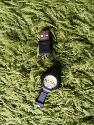 Cable USB a conexión tipo B