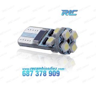 Bombilla LED CANBUS w5w / t10