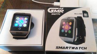 smartwatch GMR SW714 con ranura sim