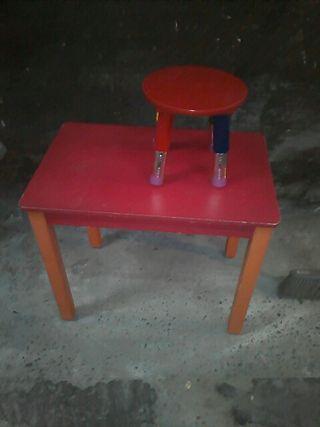 Mesa escritorio infantil