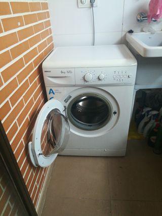 lavadora beko 6 kilos 1000rpm