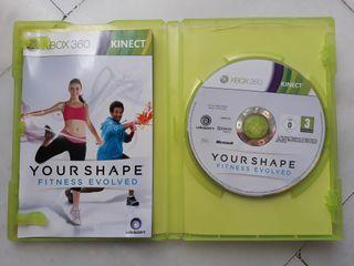 Juego XBox Fitness