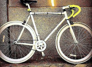 bici fixie talla L (1.70 a 1.85)