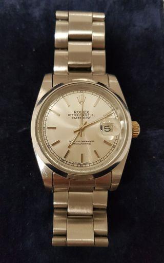4c8f7afcc349c Reloj Rolex de segunda mano en WALLAPOP
