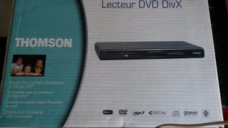Reproductor DVD Divx