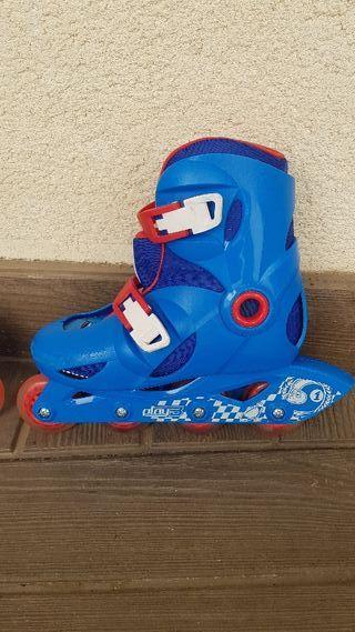 patines línea talla 32-34
