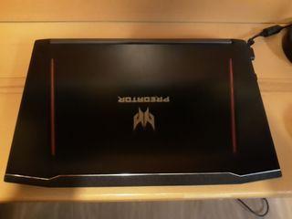 Portatil Gaming Acer Predator Helios 300