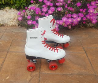 Patines para patinaje artístico