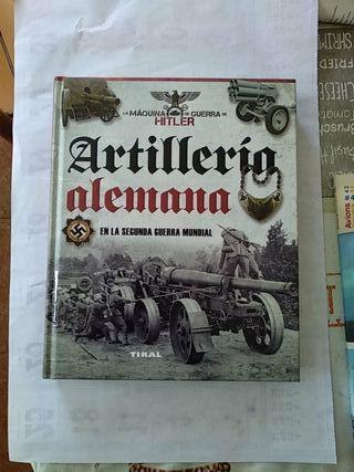 Artillería Alemana WWII y la Luftwaffe en color
