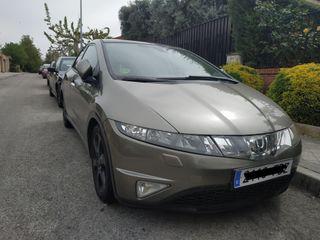 Honda Civic 1.8 ivtec 140cv