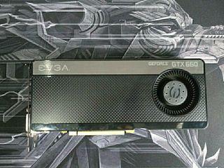 Tarjeta gráfica Evga GeForce Gtx 660