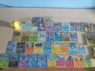 colección cartas Pokemon raras todas las generació