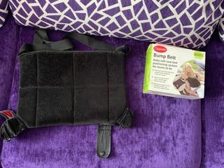 Adaptador cinturón de coche para embarazada