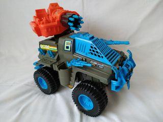 Camión Tanque Gi Joe Vehículo de Guerra. GIJOE