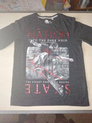 Camiseta manga larga C&A