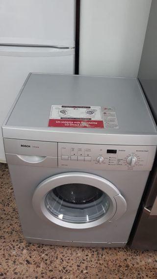 lavadora bosch semi nueva garantia transporte