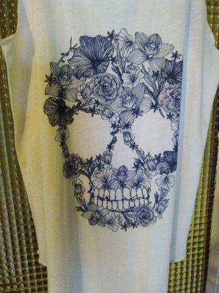 Camiseta nueva manga sisa