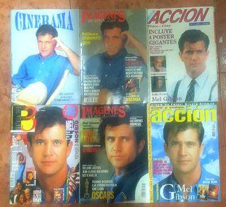Revistas Mel Gibson