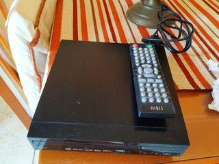 DVD (Reproductor y Grabador)