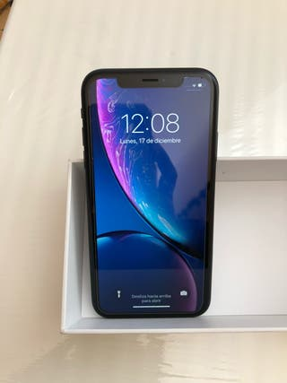 iPhone XR Negro 64GB Libre