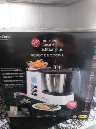 robot de cocina (nuevo estrenar)