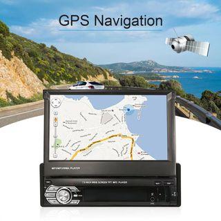 radio pantalla táctil con GPS