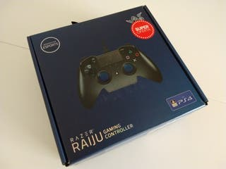 Mando PS4 Razer Raiju
