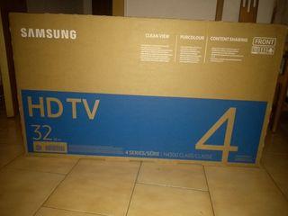 TV Samsung 32' totalmente nueva sin uso