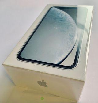 iPhone XR 128GB Blanco PRECINTADO!