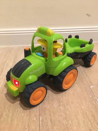 Tractor Imaginarium