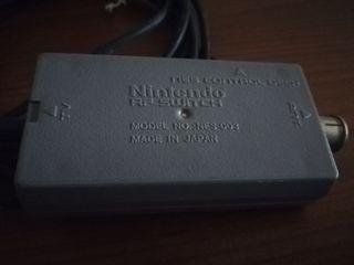 Nintendo RF switch de Nes