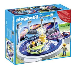 Naves giratorias parque de atracciones playmobil