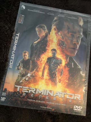 Película en Dvd