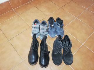 zapatos niño 50€