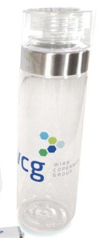 botella botellin WG plástico bici gimnasio gym