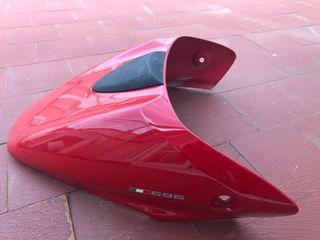 Carcasa asiento 2 pasajero Ducati 696