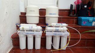 2 Depuradores de agua