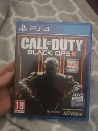 ps4 call of duty black ops lll