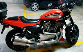 Harley xr1200 + extras