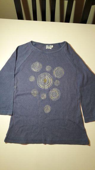 Camiseta manga larga, solo 4€.