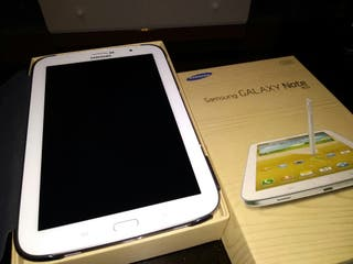 tablet Samsung note 8