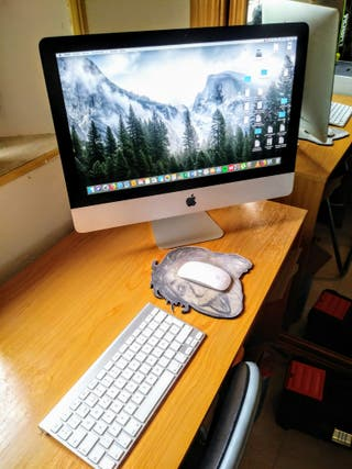 "Apple iMac ordenador con pantalla 21,5"" HD 500GB"