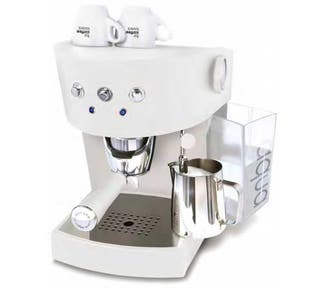 Cafetera Ascaso Basic Blanca