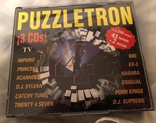 CD Puzzletron.Disco.Nuevo.