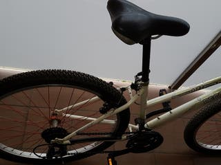 Bicicleta Mtb talla M Decathlon ruedas 26